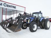 Image for article Used 2005 New Holland TG255 Tractor