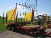 Image for article Used New Holland 1033 Bale Wagon