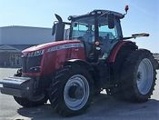 Image for article Used 2020 Massey Ferguson 8735S Tractor