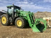Image for article Used 2016 John Deere 7230R Tractor