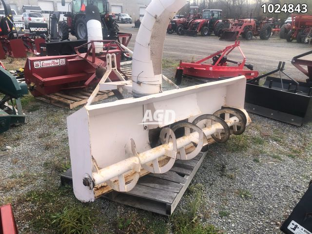 "Gallery image 1 for Used ***MANUFACTURER NOT SPECIFIED*** 80"" Snow Blower"