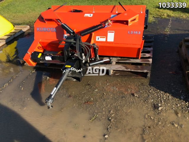 Image for Used 2017 Kubota L2163 Sweeper