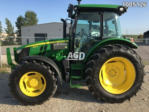 Gallery image 1 for Used 2017 John Deere 5125R Tractor