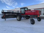 Image for article Used 2009 Massey Ferguson 9430 Windrower
