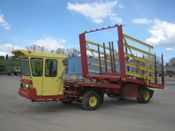 Image for article Used New Holland 1069 Bale Wagon