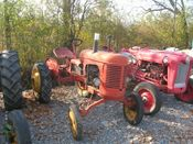 Image for article Used Massey Harris pony Tractor