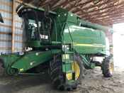 Image for article Used 2000 John Deere 9650W Combine