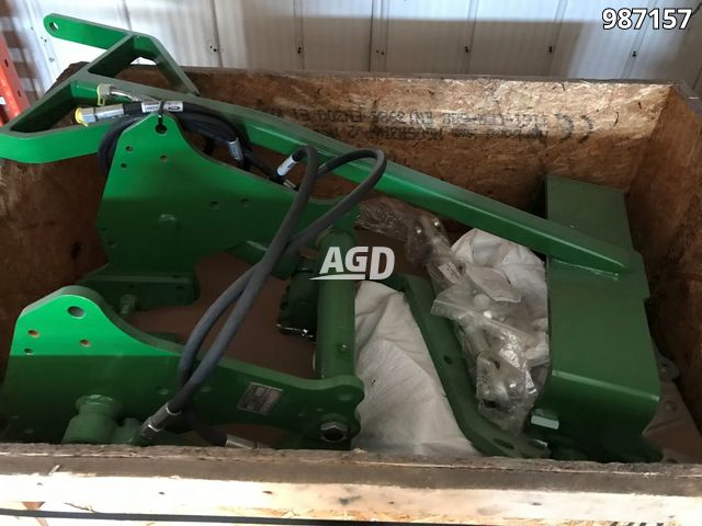 Gallery image 1 for Used John Deere FRT HITCH 3 Point Hitch