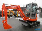 Image for article Used 2003 Hitachi ZAXIS 27U Excavator