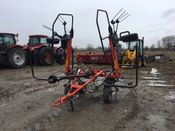 Image for article Used 2014 Kubota TE4052T Rake