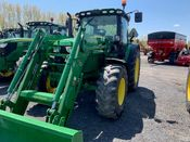 Image for article Used 2018 John Deere 6120R Tractor