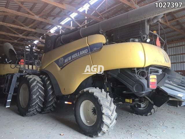Image for Used 2020 New Holland CR9.90Z Combine