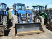 Image for article Used 2014 New Holland T4.95 Tractor