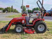 Image for article Used 2018 Massey Ferguson 1526 Tractor