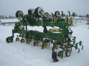 Image for article Used John Deere 85 Row Crop Cultivator