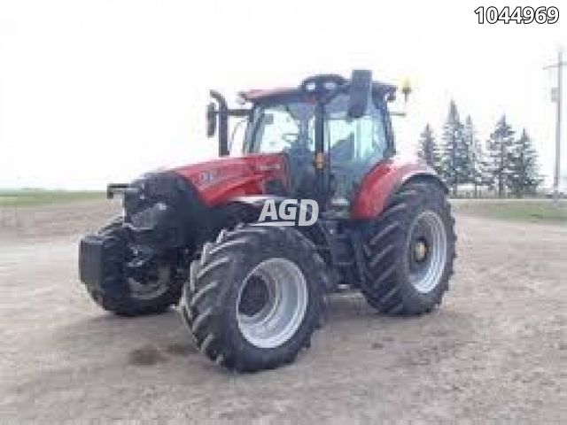 Gallery image 1 for Used 2018 Case IH MAXXUM 145 Tractor
