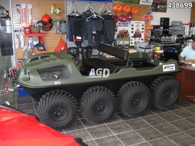 Gallery image 1 for New 2020 New Argo 8x8 ATV