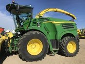 Image for article Used 2017 John Deere 8600 Forage Harvester