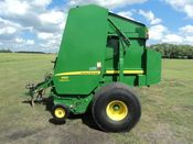 Image for article Used 2015 John Deere 569 Round Baler