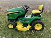 Image for article Used 2020 John Deere X394 Lawn Tractor