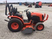 Image for article Used 2015 Kubota B2601HSD Tractor