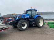 Image for article Used New Holland T8.330 Tractor