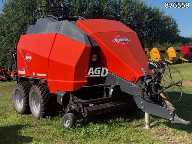 Gallery image 1 for Used Kuhn LSB 890 Square Baler - Large