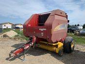Image for article Used 2012 New Holland BR7090 Round Baler