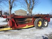 Image for article Used New Holland 791 Manure Spreader