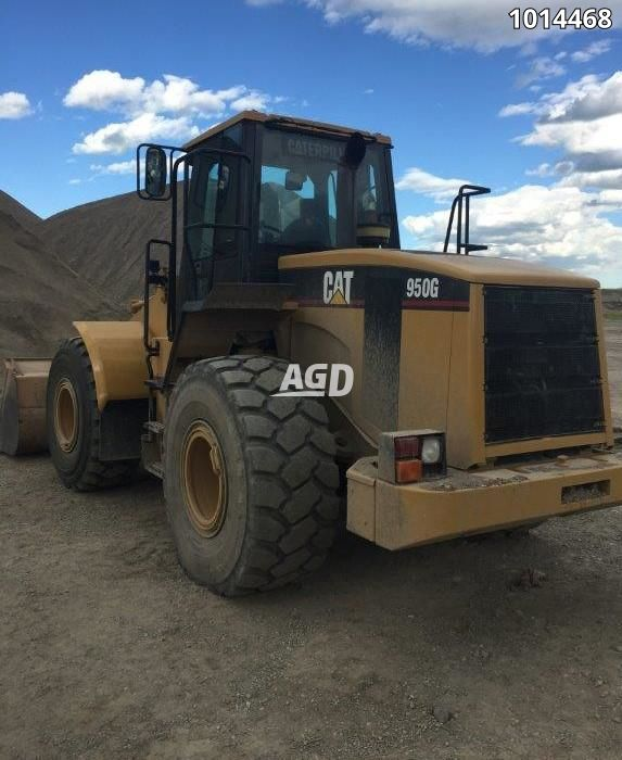 Gallery image 1 for Used 2001 Caterpillar 950G Wheel Loader