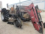 Image for article Used 2004 Case IH JX1080 Tractor