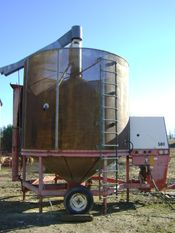 Image for article Used GT Mfg Inc. 580 Grain Dryer