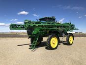 Image for article Used 2016 John Deere R4038 Sprayer - Self Propelled