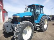Image for article Used 1996 New Holland 8770 Tractor