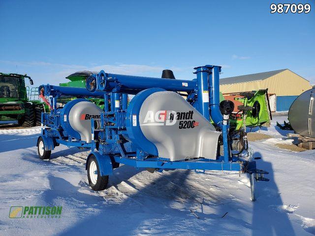 Gallery image 1 for New 2020 Brandt 5200EX Grain Vac
