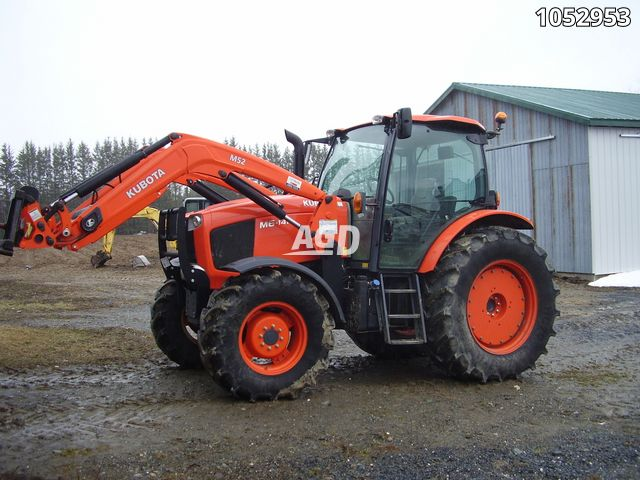 Gallery image 1 for Used 2019 Kubota M6-141DTSCC-F Tractor