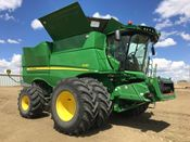 Image for article Used 2015 John Deere S690 Combine