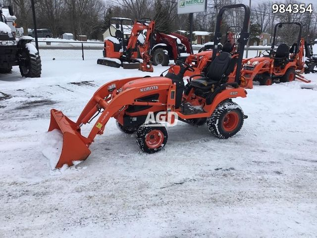 Gallery image 1 for Used 2016 Kubota BX2370-1 Tractor