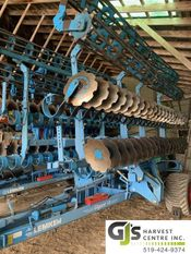 Image for article Used 2012 Lemken HELIODOR 8 GIGANT 10M Vertical Tillage