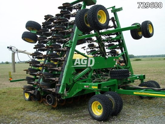 Image for Used 2007 John Deere 1990 CCS Air Drill