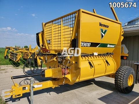 Gallery image 1 for New 2020 Vermeer BPX9010 Bale Processor
