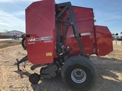 Image for article New 2020 Massey Ferguson 2956A Round Baler