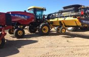 Image for article New 2015 New Holland 130 SPEEDROW Windrower