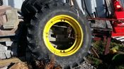 Image for article Used John Deere Différente Dimensions Tires & Rims